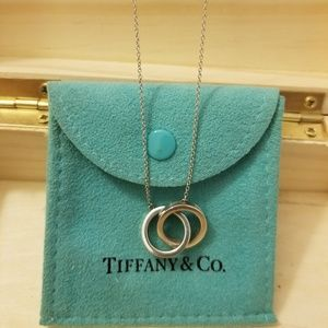 Tiffany & Co. Authentic 1837 Necklace